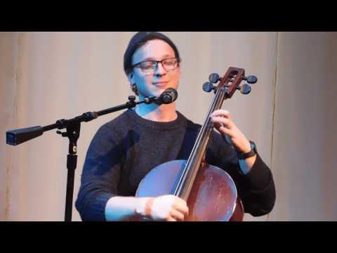 Ben Sollee - Instrumental - Actors Theater - Louisville - 1/17/2017