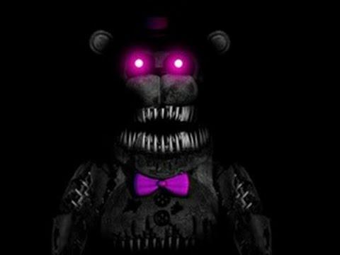 фото кошмара из фнаф 4