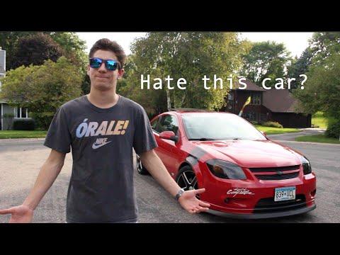 Luke's Cobalt SS - 5 likes and dislikes