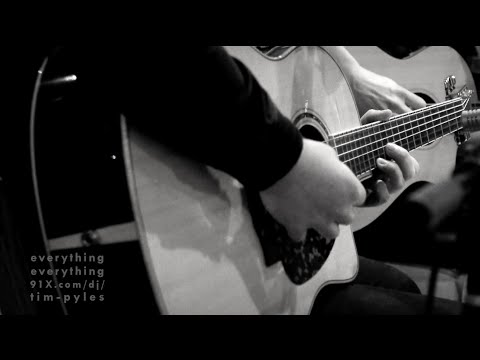 Everything Everything - To The Blade / acoustic (The Pyles Sessions)