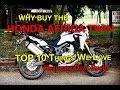 Honda Africa Twin, Top 10 Reasons To Buy...!