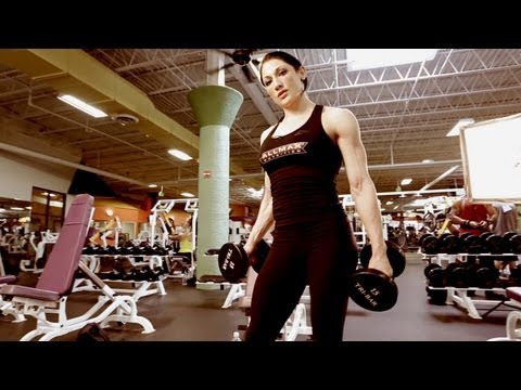 Olympia Prep 2013 with Candice Keene - Ep. 1