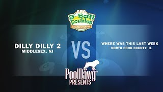 2018 APA 9-Ball Doubles Finals - Dilly Dilly 2 VS Where Was This Last Week