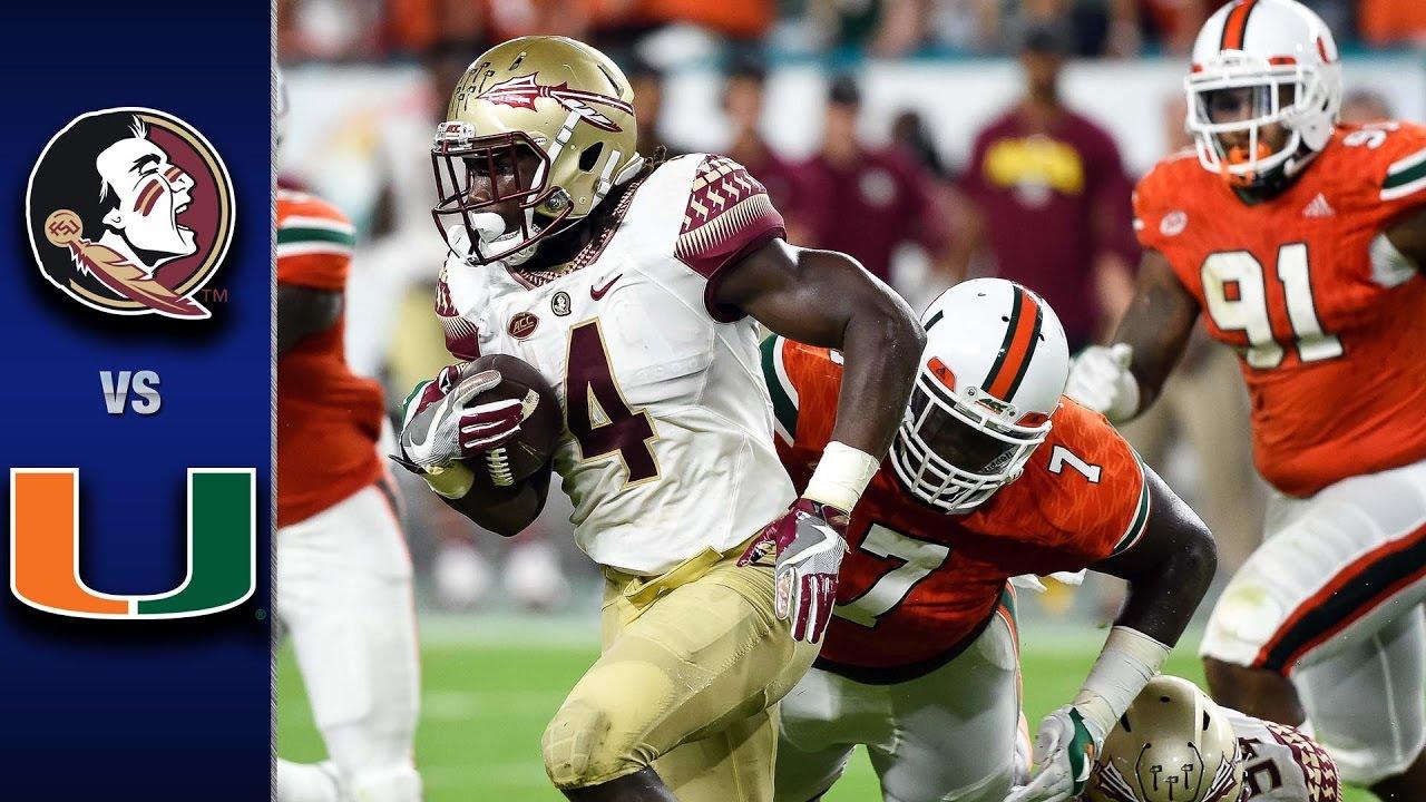 Download Florida State vs Miami Football Highlights (2016)