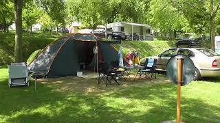 Camping Zelt Urlaub 2016 aṁ Gardasee (Romantica) - Unsere Anfänge