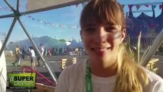 La experiencia de Julieta Lema en los JJOO de la Juventud
