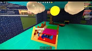 roblox glitch showcase:bed jog glitch