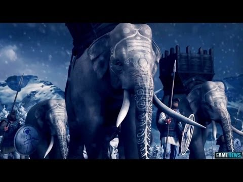 Total War ROME 2 Hannibal Trailer