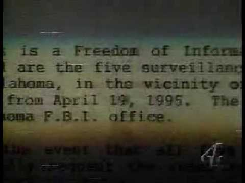 Oklahoma City Bombing Federal Surveillance Tapes Coverup