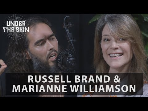 Spirituality & Depression - Russell Brand & Marianne William