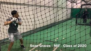 Sean Graves (MIF) - Class of 2020 - 3.26.19