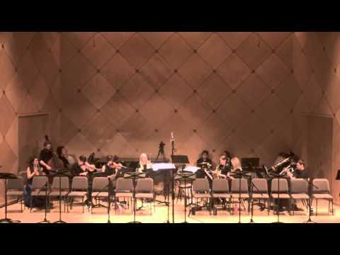 Alexander Tom, Composition; Recital Starts 11/02/15 at 730pm AZ time