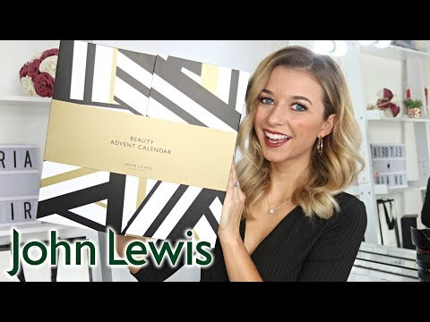 JOHN LEWIS ADVENT CALENDAR 2018 + CHRISTMAS ADVERT?
