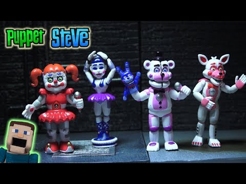 Five Nights At Freddy S Fnaf Collectable Funko Sister