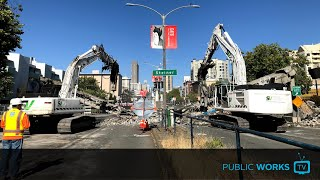 Steiner Bridge is Coming Down - Public Works TV Episode 68