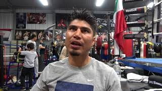 Check Out What Mikey Garcia Eats!  EsNews Boxing