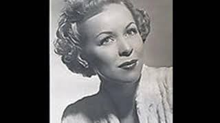 One Sunday Afternoon (1948) - Evelyn Knight and The Stardusters Video