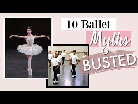 10 Ballet Myths