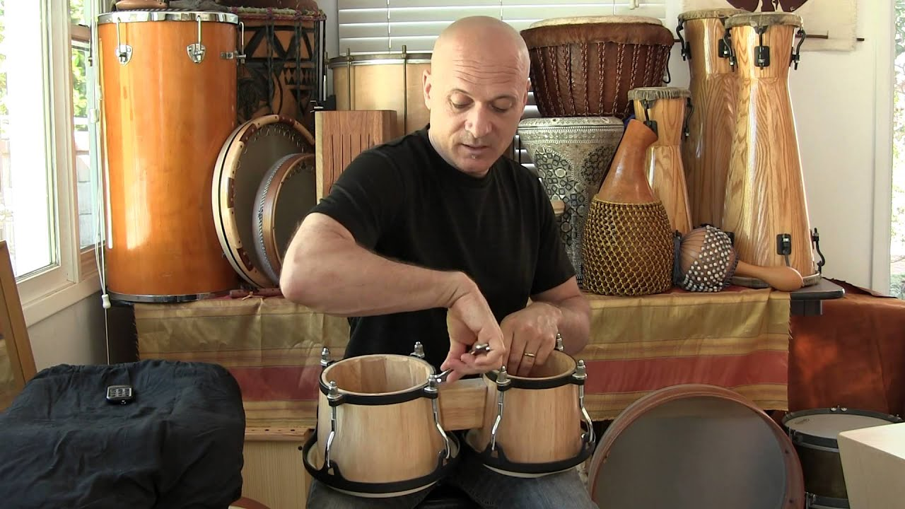 More Music Show : How to Tune Bongo Drums