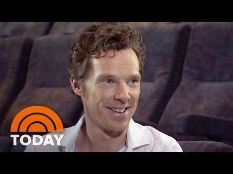 Benedict Cumberbatch Talks 'Black Mass' | TODAY