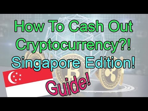 🔥Guide On How To Cash Out CryptoCurrency To (SGD) Singapore Dollar / In Singapore? 💰
