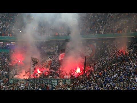 FC Schalke 04 - Eintracht Frankfurt 18.04.2018