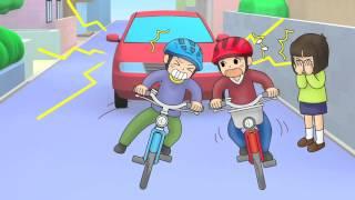 交通安全教育DVD「基本編」chapter4 thumbnail