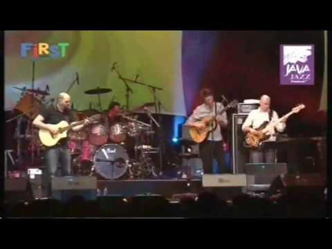 Acoustic Alchemy   at Java Jazz Festival 2011 Full Concert