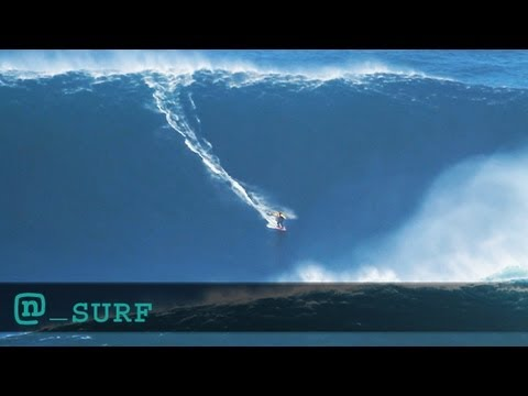 Garrett McNamara Surfs World Record 78-Foot Wave:  Billabong XXL ROTY Awards Ep. #4