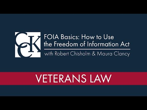 FOIA Basics: How to use the Freedom of Information Act