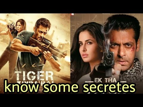 Tiger zinda hai vs Ek tha tiger | Trailer...