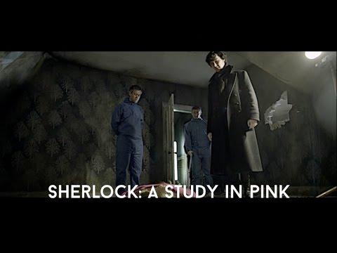 Sherlock - A Study in Pink - Trailer