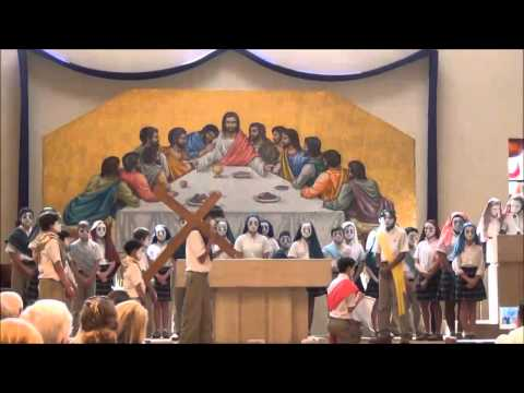 Living Stations of the Cross - 2105