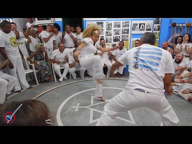 São Bento Grande - Roda de Capoeira Regional /  Associação de Capoeira Mestre Bimba - Mestre Bamba
