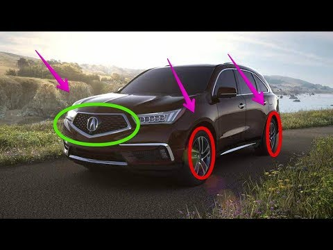 2018 Acura Mdx Towing Capacity