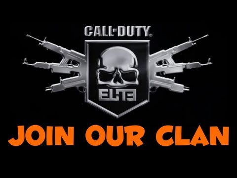 How To Join Our Call Of Duty Elite Clan For Black Ops 2 - The Pub Stars