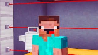 WIE SOLL DAS GEHEN?! - Minecraft THE HEIST [4]