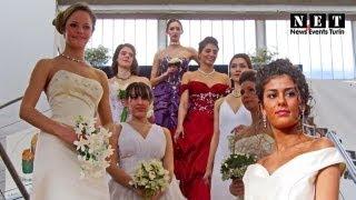 Свадьба в Италии - Показ свадебной моды Италия.