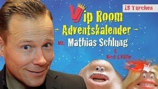 Weihnachtsgrüße von Mathias Schlung | Tür 18