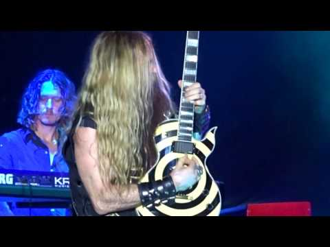 Ozzy Osbourne with Zakk Wylde Mr Crowley 4KHD Video  Rock USA pit