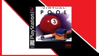 PlayStation - (1996) Virtual Pool: ALL MUSIC TRACKS