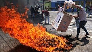Венесуэла: в ходе протестов убит подросток (новости)