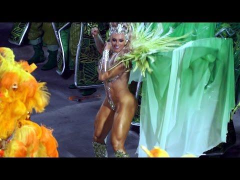 Highlights - Carnival in Sambadrome - Rio de Janeiro 2016