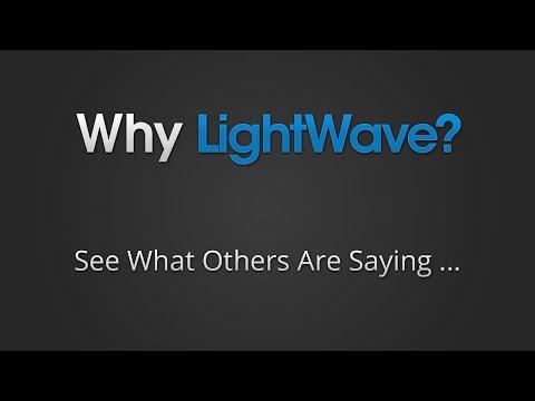 Why LightWave 3D?