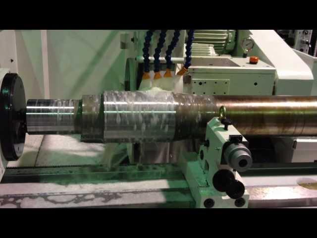 PALMARY CNC HEAVY  CYLINDRICAL GRINDER --GP 45X300   -  SIEMENS 802D  CNC SYSTEM