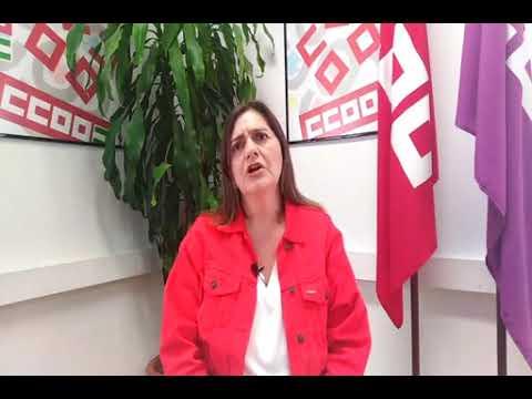 Vídeo de Marina Borrego por el 1 de Mayo