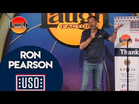 Ron Pearson | Tattoo Remorse | Laugh Factory Stand Up Comedy