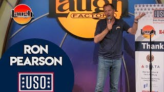 Ron Pearson   Tattoo Remorse   Laugh Factory Stand Up Comedy