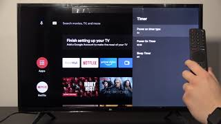 How to Set up Shutdown Timer in Xiaomi Mi TV 4A – Turn Off TV Automatically