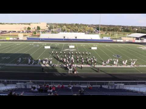 Pea Ridge High School Band performs